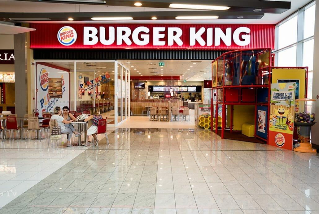 burger king continente mapello. Black Bedroom Furniture Sets. Home Design Ideas