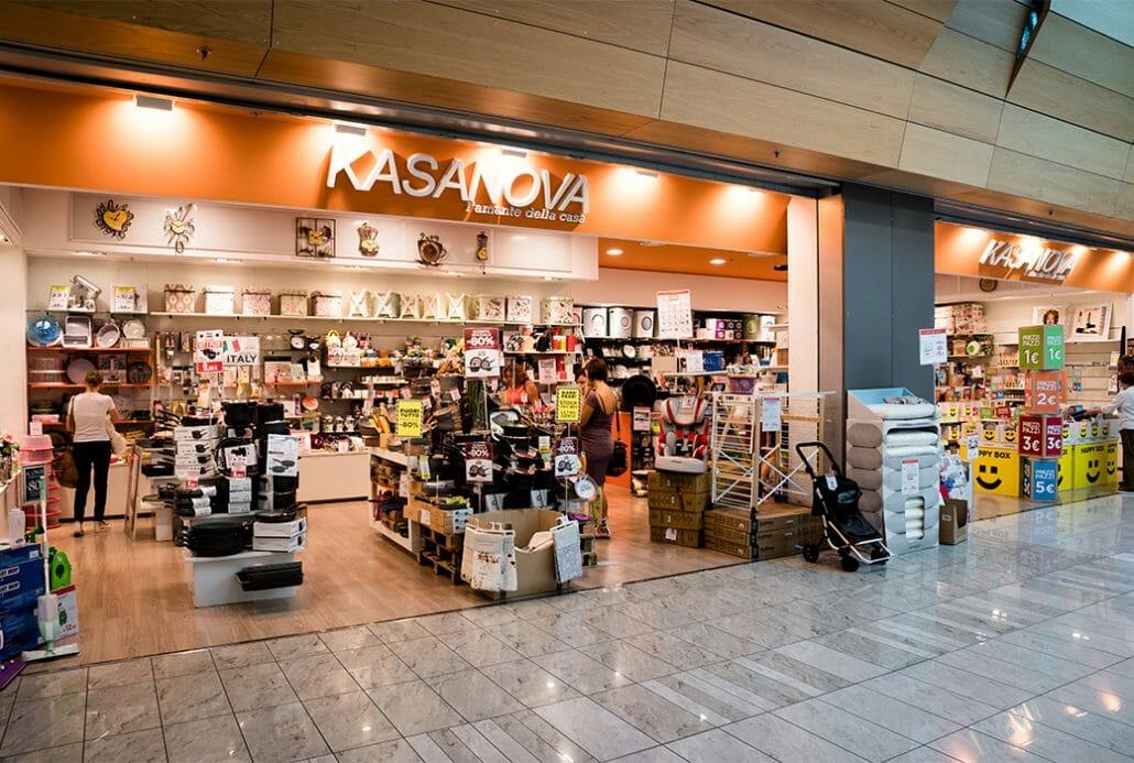 Kasanova negozi casalinghi interesting kasanova negozi for Kasanova casa