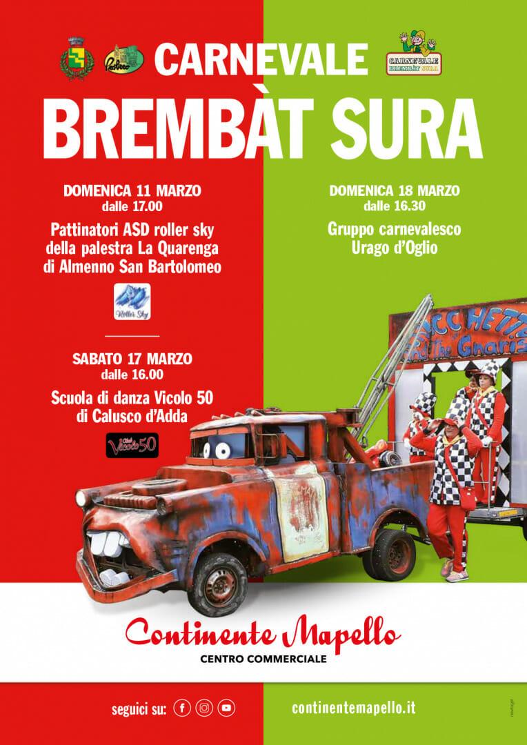 Carnevale Brembàte Sura