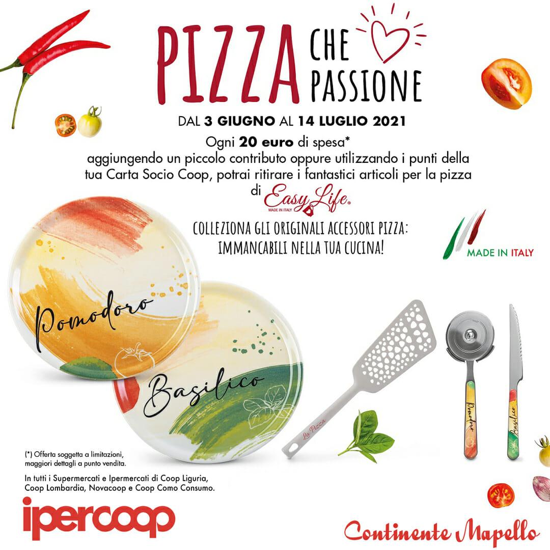 promozione Ipercoop Pizza